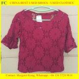 Одежда экспорта фабрики Китая хорошим используемая высоким качеством в Bales