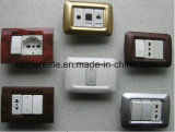 Europe 16A 250V Three Way Wall Switch