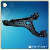 Braço inferior de aço forjado, braço de controle, braço de impulso para automóvel