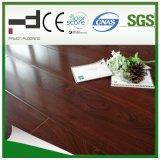 Di superficie impressi della quercia rossa impermeabilizzano la pavimentazione laminata