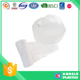 Plastic Star Seal Heavy Duty Clear White Trash Bag