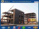 가벼운 강철 구조물 Prefabricated 집 또는 조립식 가옥 사무실 (JW-16201)