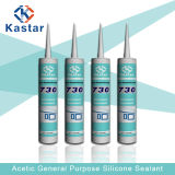 Gutes Cheap 300ml Silicone Acetic Cure Sealant (Kastar730)