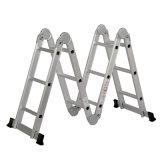 De Multifunctionele Ladder van het Profiel van het aluminium met Goedkeuring En131