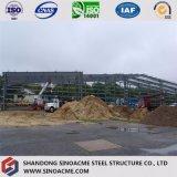 Sinoacmeの高品質の鉄骨フレームの航空機の格納庫