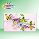 Greensource, Película de Transferência de Calor para belas flores