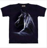 T-shirt impresso de moda para homens (M274)