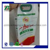 China Proveedor de envases de plástico laminado bolsa para la harina de trigo arroz