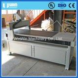 Pequeño Grabado de Madera del Metal Que Corta la Máquina Elegante del Ranurador del CNC de la Manía