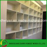 Белый Bookcase книжных полок мебели цвета меламина
