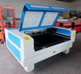 R-1390 de acero de aluminio acrílico de madera de vidrio CNC máquina de grabado láser