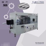 Máquina plástica de la protuberancia del tubo del tubo Plant/HDPE