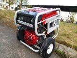 Générateur d'essence d'essence de qualité de Fusinda, générateur lourd d'essence pour le site de Contruction, simple et triphasé