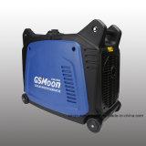 générateur d'inverseur de l'essence 3.0kVA avec le démarreur électrique et à télécommande