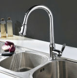 Moderne Art-einzelner Griff ziehen Küche-Mischer aus