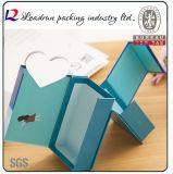 Pena de Ballpoint plástica plástica de papel de Derma da pena de ponto de esfera do metal de Vape da caixa de lápis (YS70A)