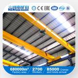 Grúa de monorail de 2 toneladas