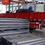 L'exploitation minière l'appui U25, U29, U36 Canal d'acier