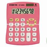 8 dígitos calculadora Calculadora de Regalo Promocional, coloridas Calculadora (KT-400A)