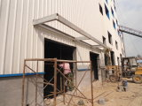 China-Lieferant des Stahlkonstruktion-Lagers für Verkauf (ZY237)