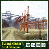 Lingshan는 그렸다 가벼운 강철 구조물 건축 (LS-S-065)를