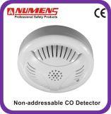 De Detector van het Gas van Co, 12/24V, LEIDENE met 2 draden, Sounder, Verre Output (400-002)