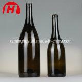 Semi-Drywineの瓶ガラスのシャンペンのガラスびん