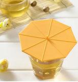Coperchi standard dell'alimento del silicone della FDA creativa per la tazza