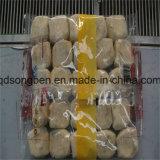 Machine d'emballage du pain d'Assemblée avec le câble d'alimentation