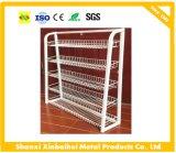 Cremalheira ajustável do aço do Shelving do fio da prateleira resistente do armazenamento