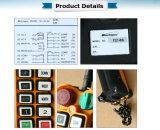 De nouveaux produits F24-8s/D Telecrane palan électrique industriel Télécommande sans fil