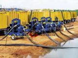 Дренаж сточных вод для тяжелого режима работы насоса