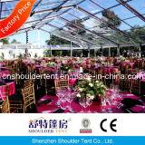 2017 Tent van de Partij van het Aluminium de Transparante