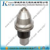 Bk47-19mm 30mm Round Shank Drill Mineur de charbon Teeth