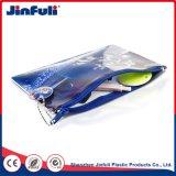 Bureau OEM papetier PVC transparent Sac de plumes