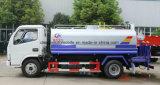 Petroleiro do sistema de extinção de incêndios de Dongfeng 4X2 4500L caminhão de tanque da água de 4.5 T para a venda