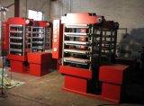 Telha de borracha que faz a máquina da imprensa do Vulcanizer da telha da máquina