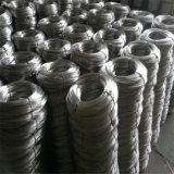 Покрынный цинк Горяч-Окунул провод оцинкованной стали от фабрики
