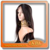 150% Densidad brasileña del frente del cordón de la peluca
