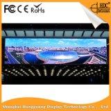 Pantalla de visualización a todo color de interior impermeable de LED P6 Pantalla LED
