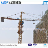 Heißer Turmkran der Verkaufs-Qualitäts-Tc6510 für Aufbau-Maschinerie