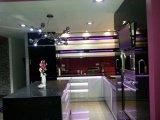 Diseño de la cabina de cocina del lustre de la tira de Welbom LED alto