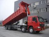 Sinotruck HOWO Camión Volquete 8X4 para la venta