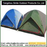 Barraca de acampamento personalizada da impressão de 4 pessoas profissional ao ar livre