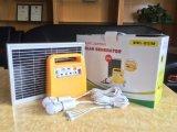 Système d'alimentation solaire la maison avec la radio FM et USB
