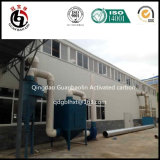 Indien-Fabrik betätigtes Kohlenstoff-Herstellungs-Gerät Gruppe von der Qingdao-Guanbaolin