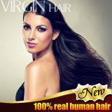 Extensão de cabelo humano Brasileiro, da Malásia e da Virgem Peruano Remy Hair Lbh 046