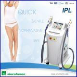 CER FDA-gebilligte IPL Haar-Ausbau-Haut-Verjüngungs-Schönheits-Maschine