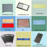 Alta precisión de corte láser de CO2 de la máquina para corte de película