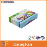 Boîte en carton de cadeau de papier de qualité grande